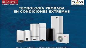 Foto de Tuandco se convierte en el primer distribuidor online del fabricante Ariston