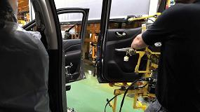 Foto de Un nuevo sistema inteligente mejorará la seguridad y priorizará la ergonomía de los trabajos con robots