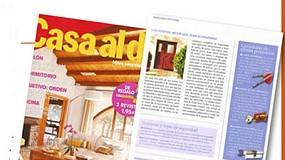 Fotografia de Persax, marca de referència en revistes de gran consum