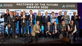 Foto de Gestamp y la fábrica Rossignol, ganadores de los Factories of the Future Awards 2020