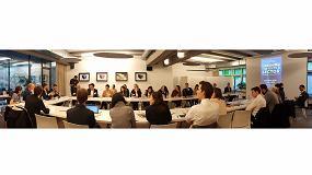 Foto de La AEI Tèxtils participa en una mesa redonda para debatir sobre las nuevas políticas europeas en relación a la economía circular y la sostenibilidad en el sector textil