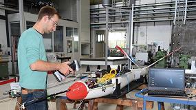 Foto de La TU Múnich usa el HandySCAN 3D para proyectos de medición e investigación