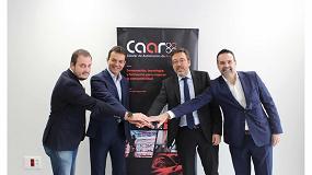 Foto de Siemens y el Clúster de Automoción de Aragón alcanzan un acuerdo para impulsar la digitalización