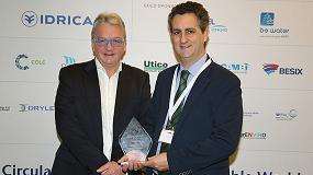 Foto de Acciona gana el premio WEX Global 2020 en la categoría 'Innovation for Desalination' gracias al proyecto Dreamer