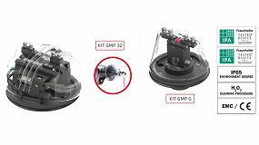 Foto de Gimatic presenta los kits GMP, una solución para la manipulación automatizada en sala blanca