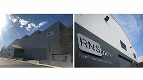 Foto de RNSinox amplía sus instalaciones para aumentar su presencia en el mercado y su capacidad productiva