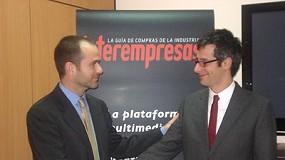 Foto de Interempresas y HabitatSoft firman un acuerdo de colaboración