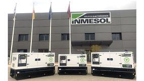 Foto de Inmesol presenta en Smopyc 2020 la Gama Rental Stage V