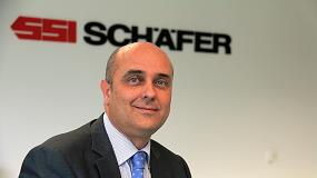 Foto de Entrevista a Conrad Cardona, director general de SSI Schaefer Iberia