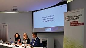 Foto de El Clúster del Packaging inaugura su nuevo espacio de trabajo en Sabadell (Barcelona)