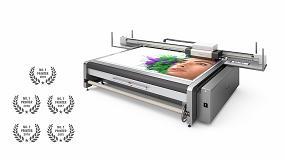 Foto de Nyala: la impresora de gran formato más vendida en 2019 en Europa Occidental por quinta vez
