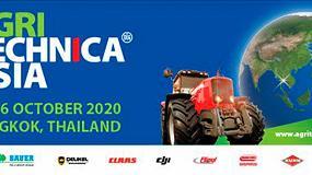 Foto de Agritechnica Asia y Horti Asia se trasladan a octubre