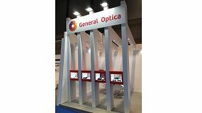 Foto de 'En el trabajo no ver bien, además de molesto es peligroso' lema de General Optica en Sicur 2020