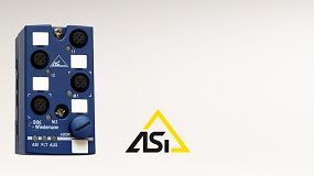 Foto de Bihl+Wiedemann lanza el nuevo módulo de accionamiento ASi-3 para Interroll EC5000