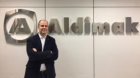 Foto de Entrevista a Jaume Alberich, director comercial de Aldimak