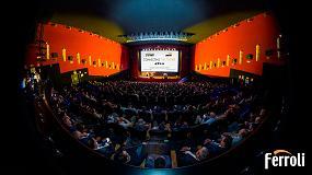 Foto de 'Connecting the future', el evento donde Ferroli dio a conocer sus novedades 2020
