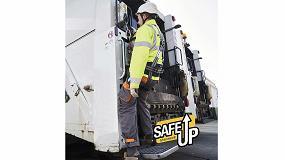 Foto de Anclajes Marcelino redobla su apuesta por Safe-Up en Sicur y presenta sus protecciones de lucernarios