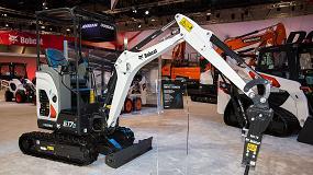 Foto de Bobcat reinventa el sector con sus innovaciones en Conexpo 2020