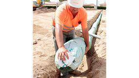 Foto de Fumoso Industrial presenta en IFAT su sistema drenotube para drenaje e infiltración