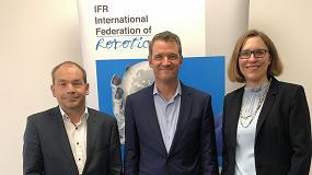 Foto de La IFR nombra a Milton Guerry como nuevo presidente