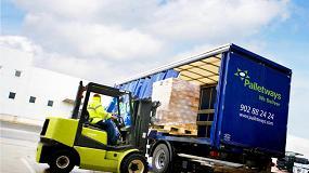 Foto de Palletways Iberia garantiza el abastecimiento durante el Estado de Alarma