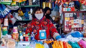 Foto de China moviliza toda su tecnología digital en la batalla contra el COVID-19