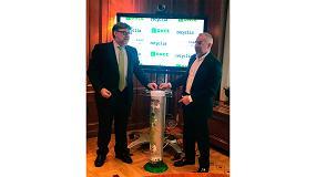 Foto de Ecolum Recyclia firma un convenio que fomentará el reciclaje y buenas prácticas sostenibles en la ONCE