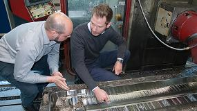 Foto de Zimmermann mejora sus procesos de fresado con las herramientas de precisión de MMC Hitachi Tool