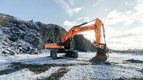 Foto de Doosan presenta sus nuevas excavadoras DX490LC-7 y DX530LC-7 de Fase V