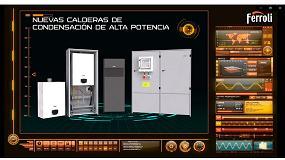 Foto de Nueva gama de calderas de condensación de alta potencia para calefacción central de Ferroli