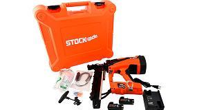 Foto de Spit inicia la comercialización de la marca Stockade y su grapadora ST400i