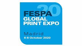 Foto de Fespa Global Print Expo se celebrará en Madrid del 6 al 8 de octubre
