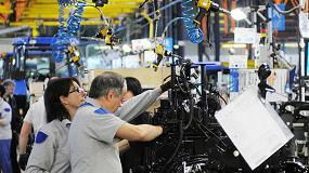 Foto de CNH Industrial detiene las líneas de montaje europeas durante dos semanas