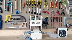 Foto de Secartys coordina el proyecto Oxygen para la fabricación y distribución de un respirador automático