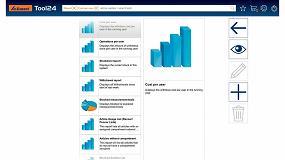 Foto de Hoffmann actualiza su software de gestión y control para los armarios de herramientas Garant Tool24