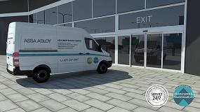 Foto de Assa Abloy Entrance Systems, al servicio de los sectores esenciales