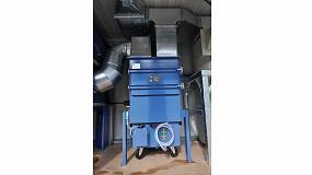 Foto de Teka suministra equipos de aspiración de contenedores para condiciones extremas