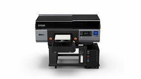 Foto de Epson presenta SureColor SC-F3000, una nueva solución para impresión directa de prendas de alta productividad