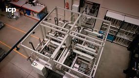 Foto de Automatismos en ICP Logística: Sistema de Picking Automático de Tarjetas