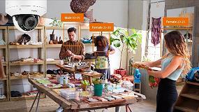 Foto de Lanzamiento de Wisenet Retail Insight en Europa