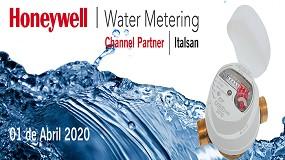 Foto de Honeywell apuesta por Italsan en la división Water Metering
