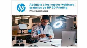 Foto de HP se apunta al #YoMeQuedoEnCasa y organiza seminarios virtuales gratuitos