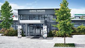 Foto de Cierre temporal en abril de las plantas europeas de DMG MORI