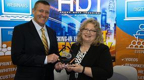 Foto de La caja de cambios completamente automática Serie 3414 RHS de Allison se lleva uno de los premios más importantes del sector