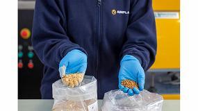 Foto de Aimplas y Olipe trabajan en plástico sostenible para el envasado del aceite a partir de huesos de aceituna