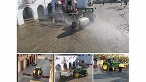 Foto de ¿Cómo desinfectar las vías públicas y qué productos deben utilizarse?