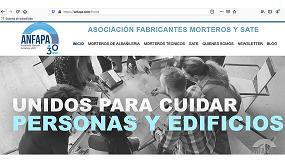 Foto de Anfapa estrena nueva web