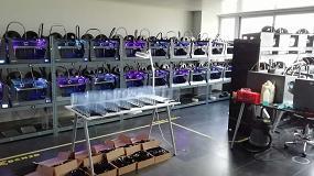 Foto de BCN3D entrega 400 viseras impresas en 3D para proteger a los sanitarios frente al COVID-19