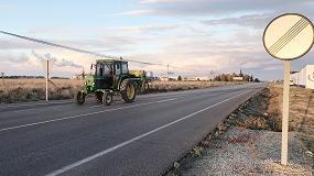 Foto de ¿Pueden circular los vehículos de empresas del sector de la maquinaria agrícola?