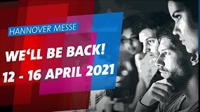 Foto de Hannover Messe pospone definitivamente su edición a abril de 2021